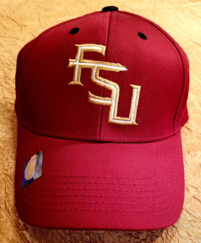 Licensed FSU Logo Baseball Hat