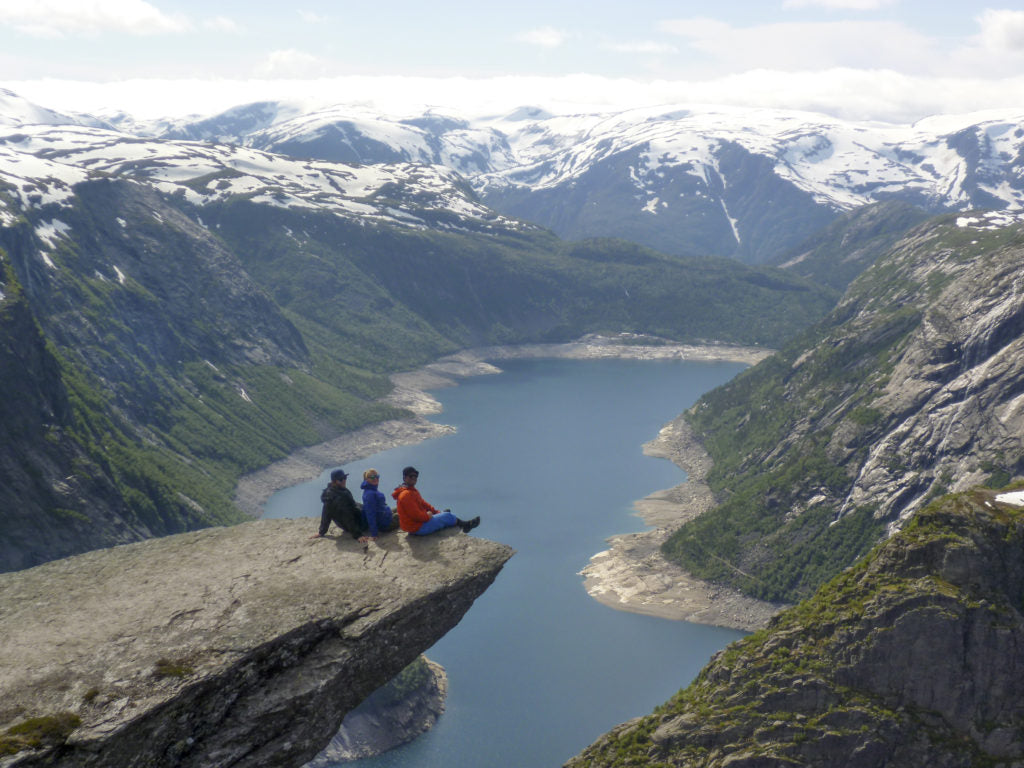 Norway photo locations, Troltonge
