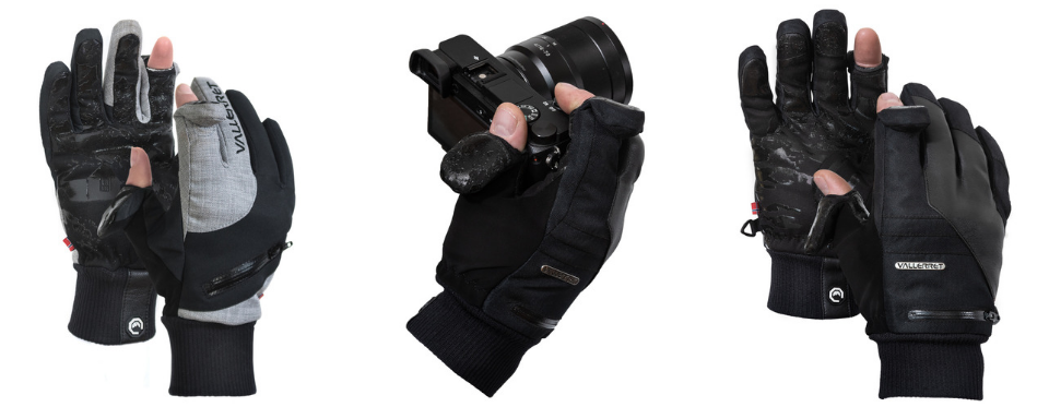 Everyday photography gloves