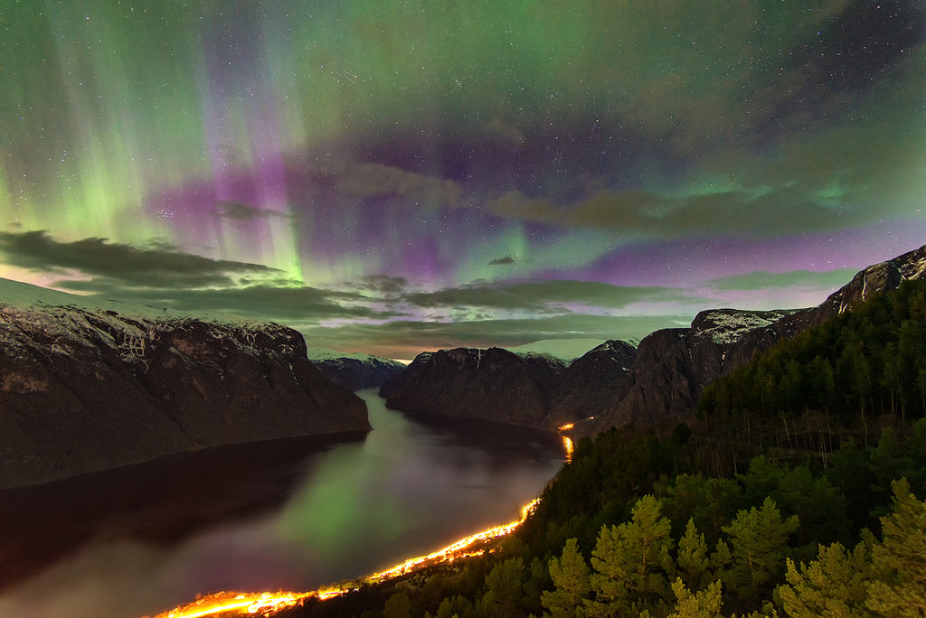 aurland Norway. Photo by Simon Markhof