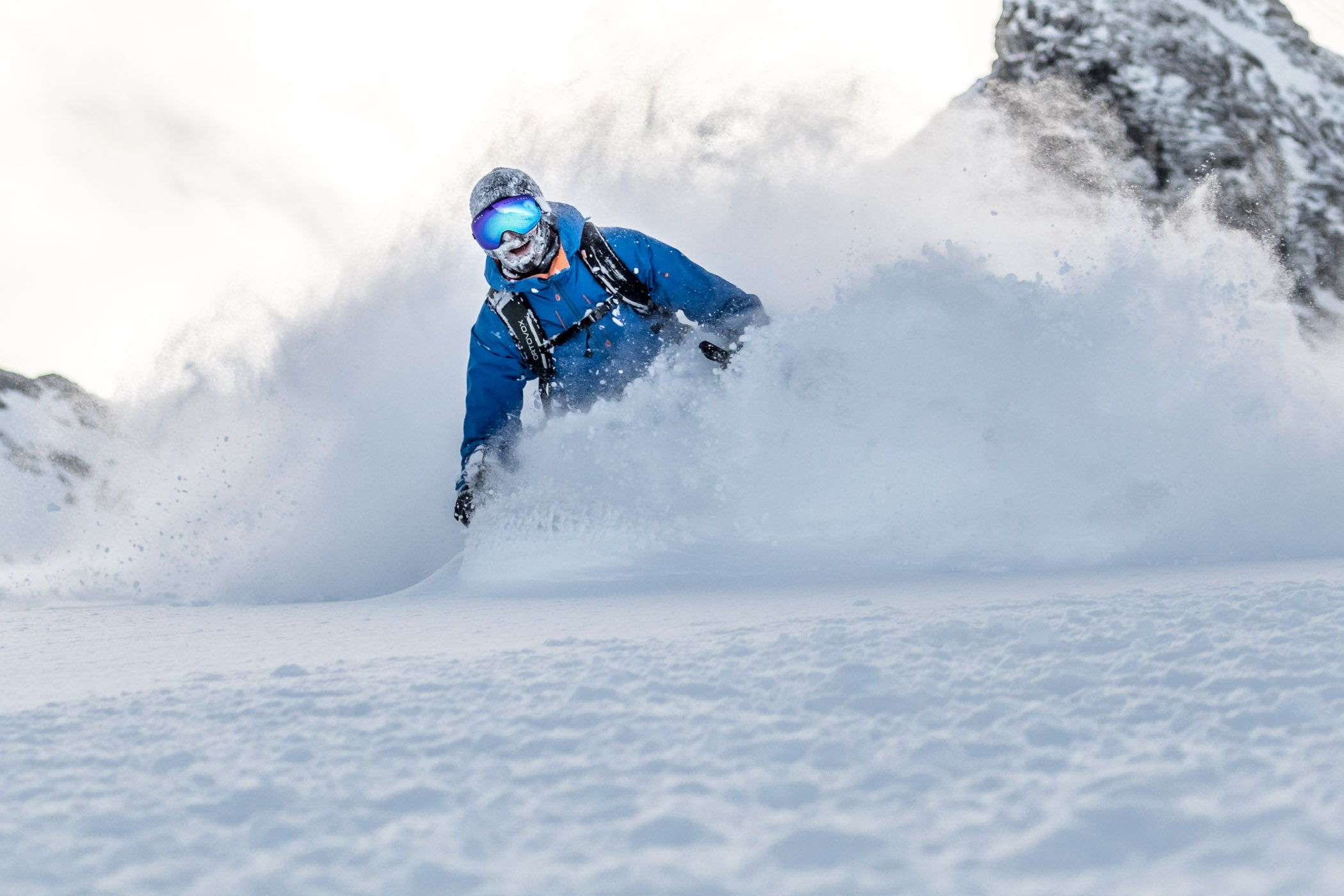 The secret to Ski Photography