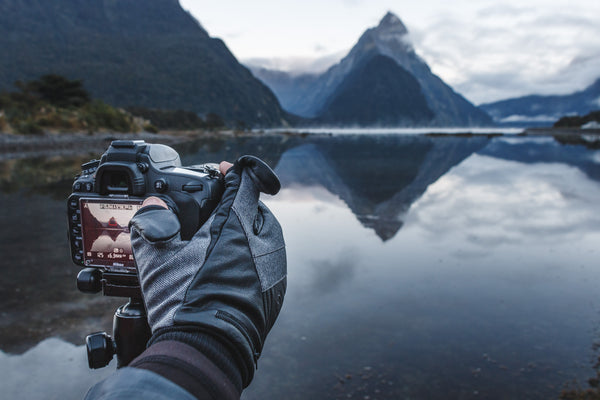 How to take the milford sound iconic photo