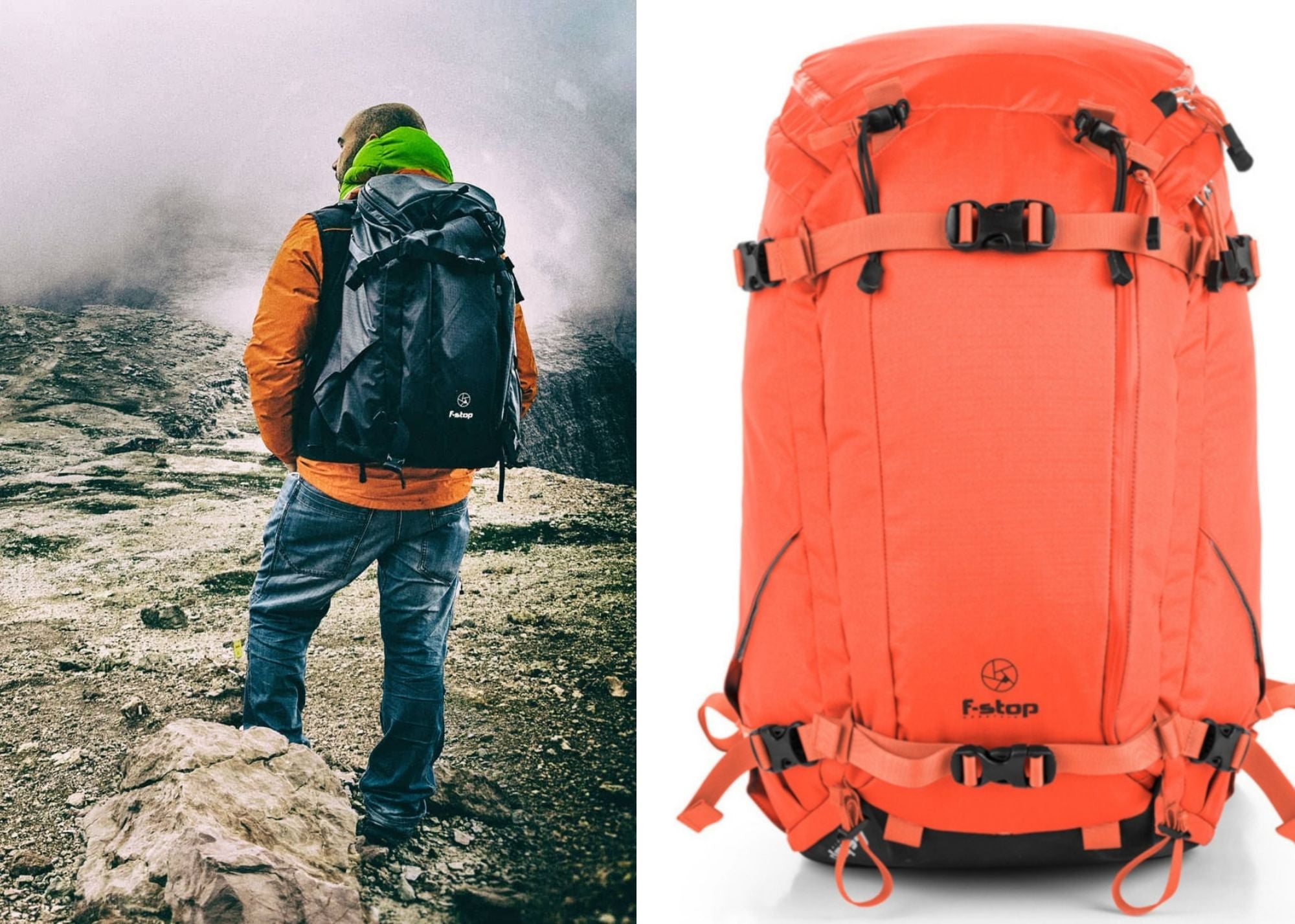 f stop anja bag for winter photography
