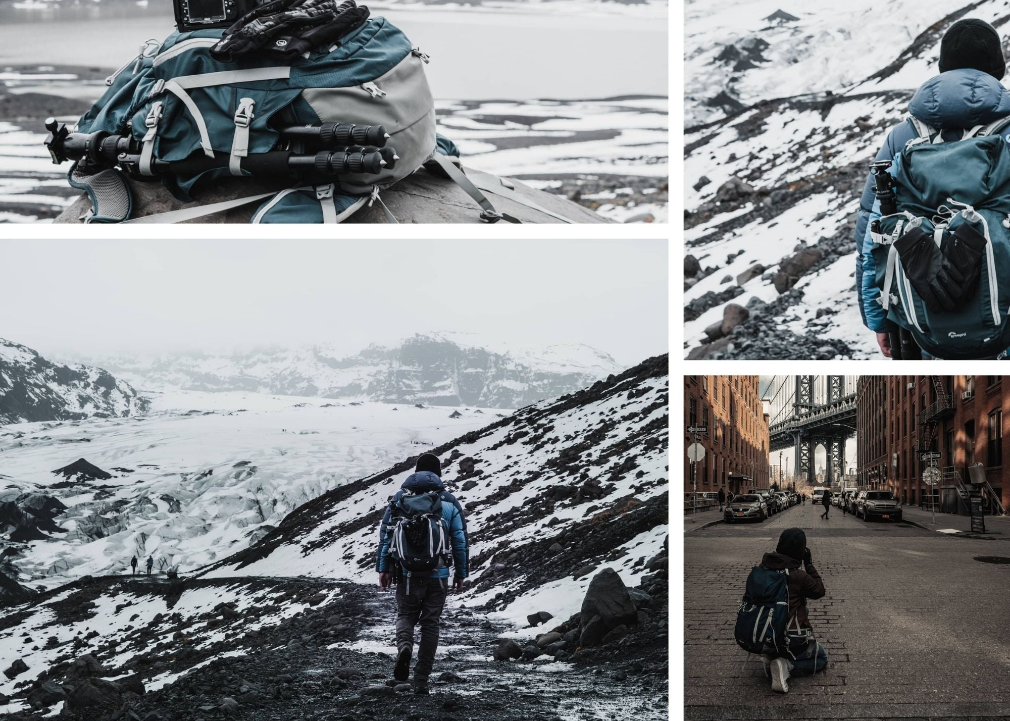 Lowepro camera backpack for winter