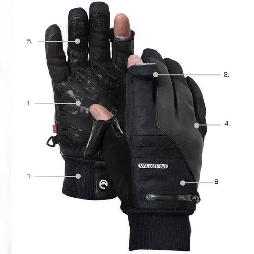 Vallerret Photography Glove Markhof Pro 2.0