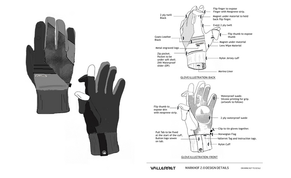 Markhof Photography Glove