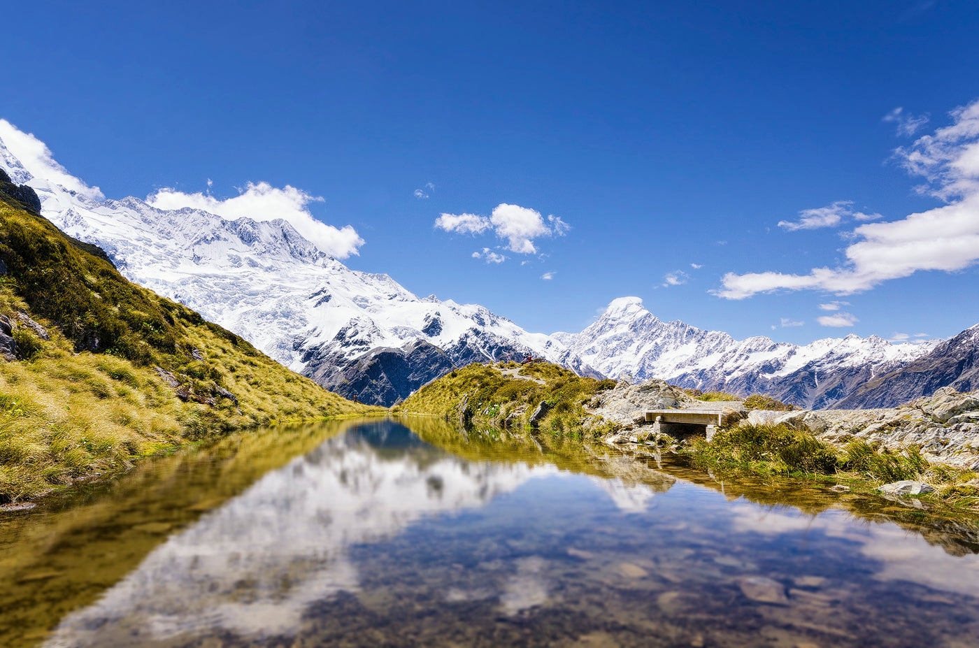 New Zealand top photography destination. Photo by Simon Markhof