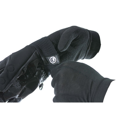 Merino Liner gloves vallerret