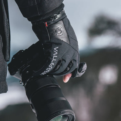 Vallerret Photography Glove | Ipsoot by Vallerret Photography Gloves
