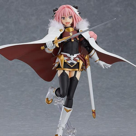 "Fate/Apocrypha – Astolfo – Figma #423 – Rider of ""Black"""