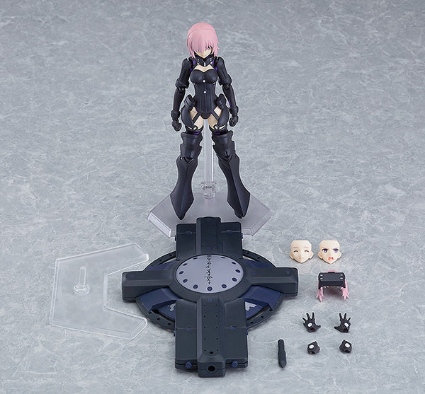 Fate/Grand Order - Mash Kyrielight - Figma #502 - Shielder, Ortinax