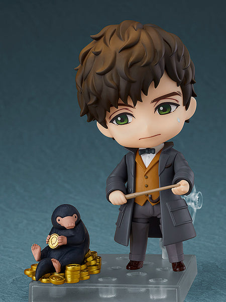 Fantastic Beasts: The Crimes of Grindelwald - Newt Scamander - Nendoroid #1462