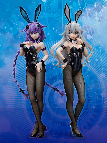 Choujigen Game Neptune: The Animation - Black Heart - B-style - 1/4 - Bunny Ver.