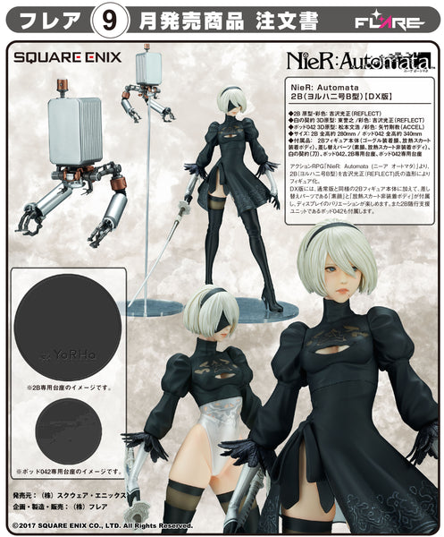 NieR: Automata - Pod 042 - YoRHa No. 2 Type B - DX Edition