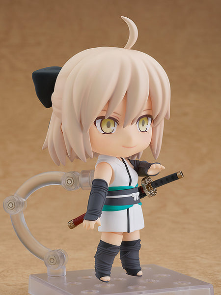 Fate/Grand Order - Okita Souji - Nendoroid #1491-DX - Saber, Ascension Ver.