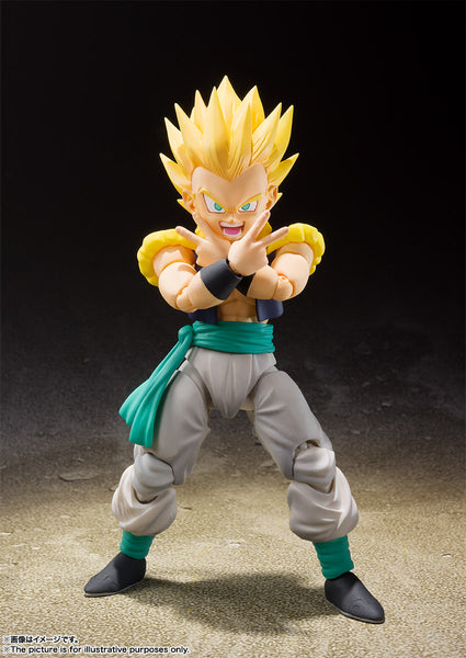 Dragon Ball Z - Gotenks SSJ - S.H.Figuarts (Bandai Spirits)