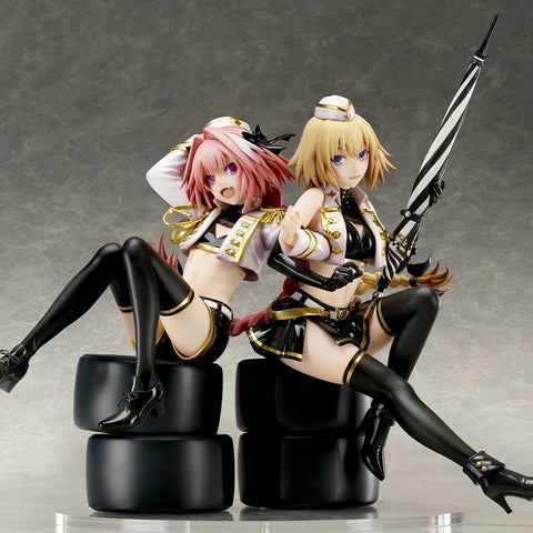 Fate/Apocrypha - Astolfo - Jeanne d'Arc - 1/7 - Type-Moon Racing ver. (Plusone, Stronger)