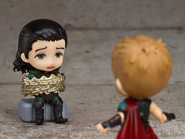 Thor: Ragnarok – Loki – Nendoroid #866 – Battle Royale Edition