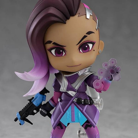 Overwatch - Sombra - Nendoroid #944 - Classic Skin Edition