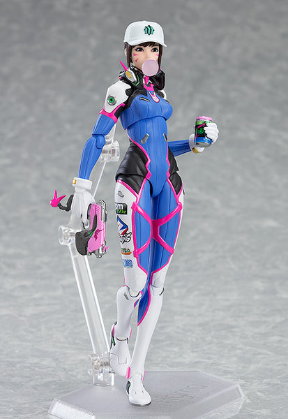 Overwatch - D.Va - Figma #408 (Good Smile Company, Max Factory)