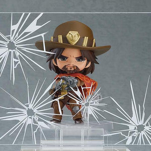 Overwatch - McCree - Nendoroid #1030 - Classic Skin Edition