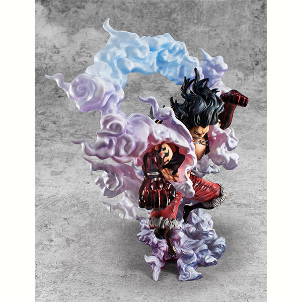 "One Piece - Monkey D. Luffy - Portrait Of Pirates ""SA-MAXIMUM"" - Gear Fourth, Snakeman"