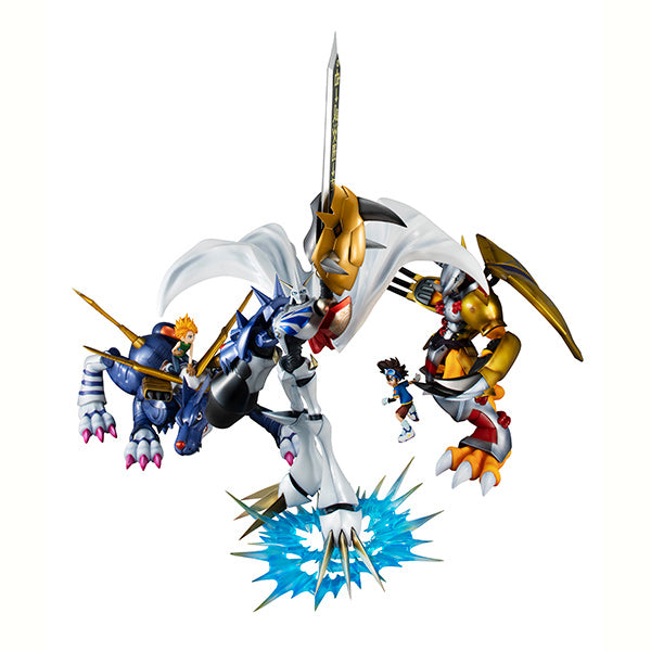 Digimon Adventure - Omegamon - Precious G.E.M.