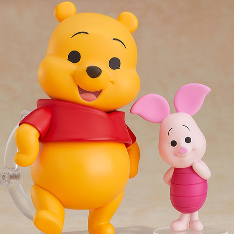 Winnie the Pooh & Piglet - Nendoroid #996 (Re-release)