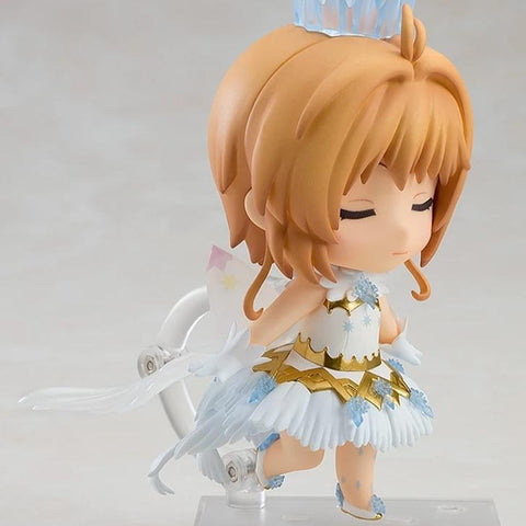 Card Captor Sakura: Clear Card-hen - Kinomoto Sakura - Nendoroid #1040 - Clear Ver. (With Bonus)