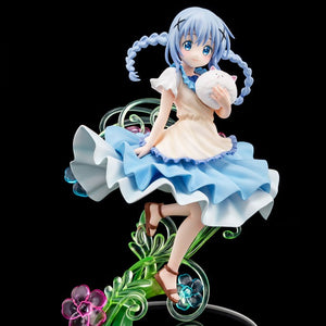 Gochuumon wa Usagi Desu ka? Bloom - Kafuu Chino - Tippy - 1/7 - Hanazakari Summer Dress Ver. (Hakoiri Musume)