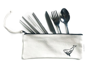Travel Utensil Set