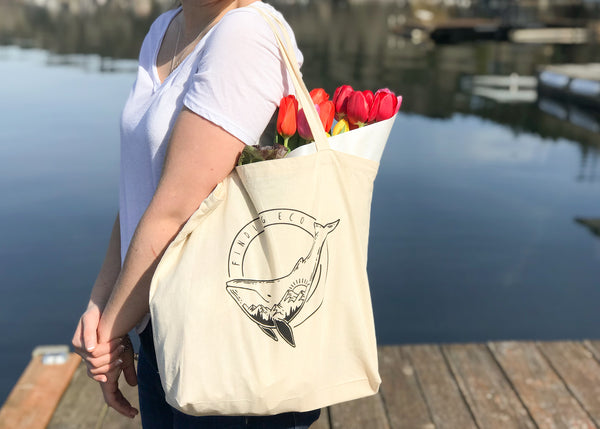 Finding Eco Tote Bag