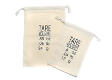 Load image into Gallery viewer, Tare Weight Bags | Set of 2