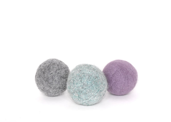 Wool Dryer Balls | Set of 3