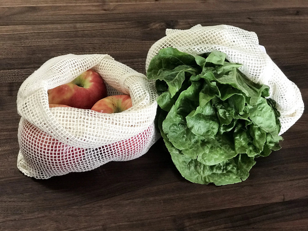 Mesh ECO Bags | Medium or Large