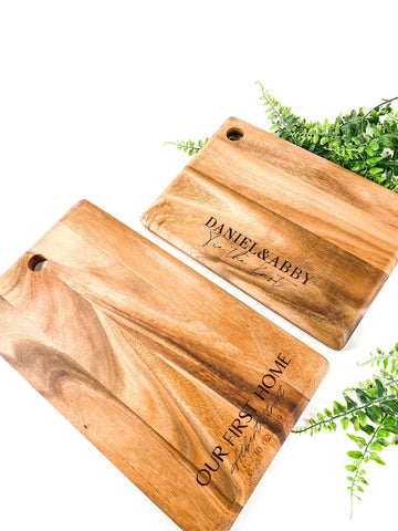 Noosa everyday cutting board S/M