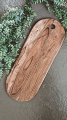 Large custom serving board