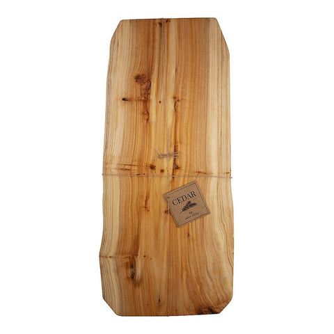 Cedar wood custom engraved board large