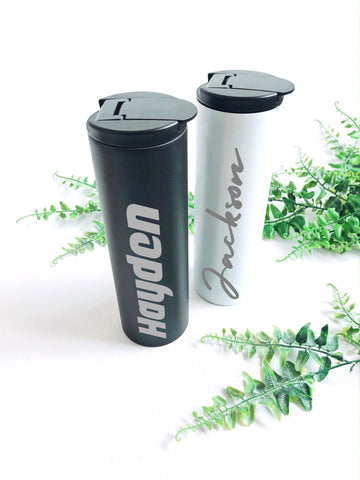 Stainless steel custom drink bottle 450ml