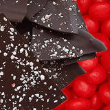 White Chocolate Red Hot Bark