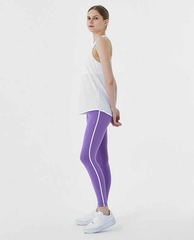 RL.2| Lateral Stripe Leggings