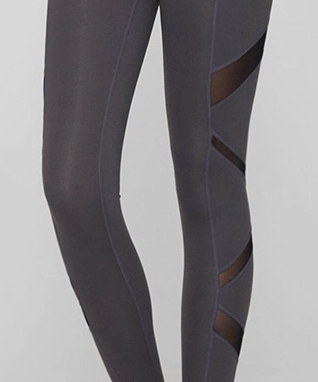 RL.9| Contour Mesh Panel Leggings
