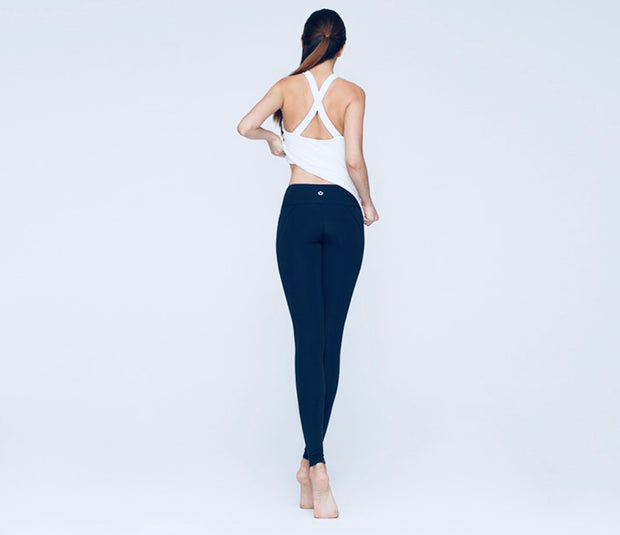 RL.5| Mesh Wing Pattern Leggings