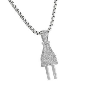 Collier Plug - Freeze C. - Clout Jewelry - Paris
