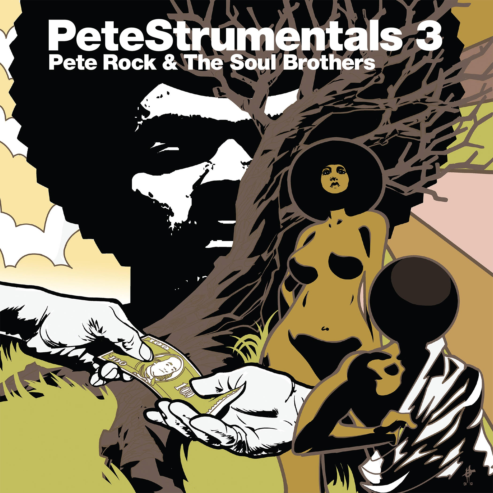 PETESTRUMENTALS 3: PETE ROCK & THE SOUL BROTHERS (VINYL | CD | TAPE)