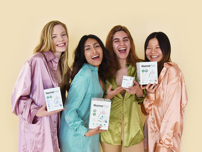 NannoPad® Brings Feminine Care Innovation to Mexico With Expansion in 1500 Retail Locations