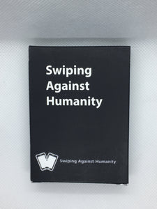 Swiping Against Humanity: Custom Deck for serial Online Daters!