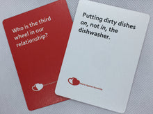 Load image into Gallery viewer, Hearts Against Humanity: Custom Deck for the couples!