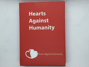 Hearts Against Humanity: Custom Deck for the couples!