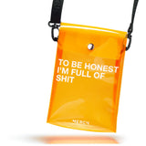 Phone bag - Orange